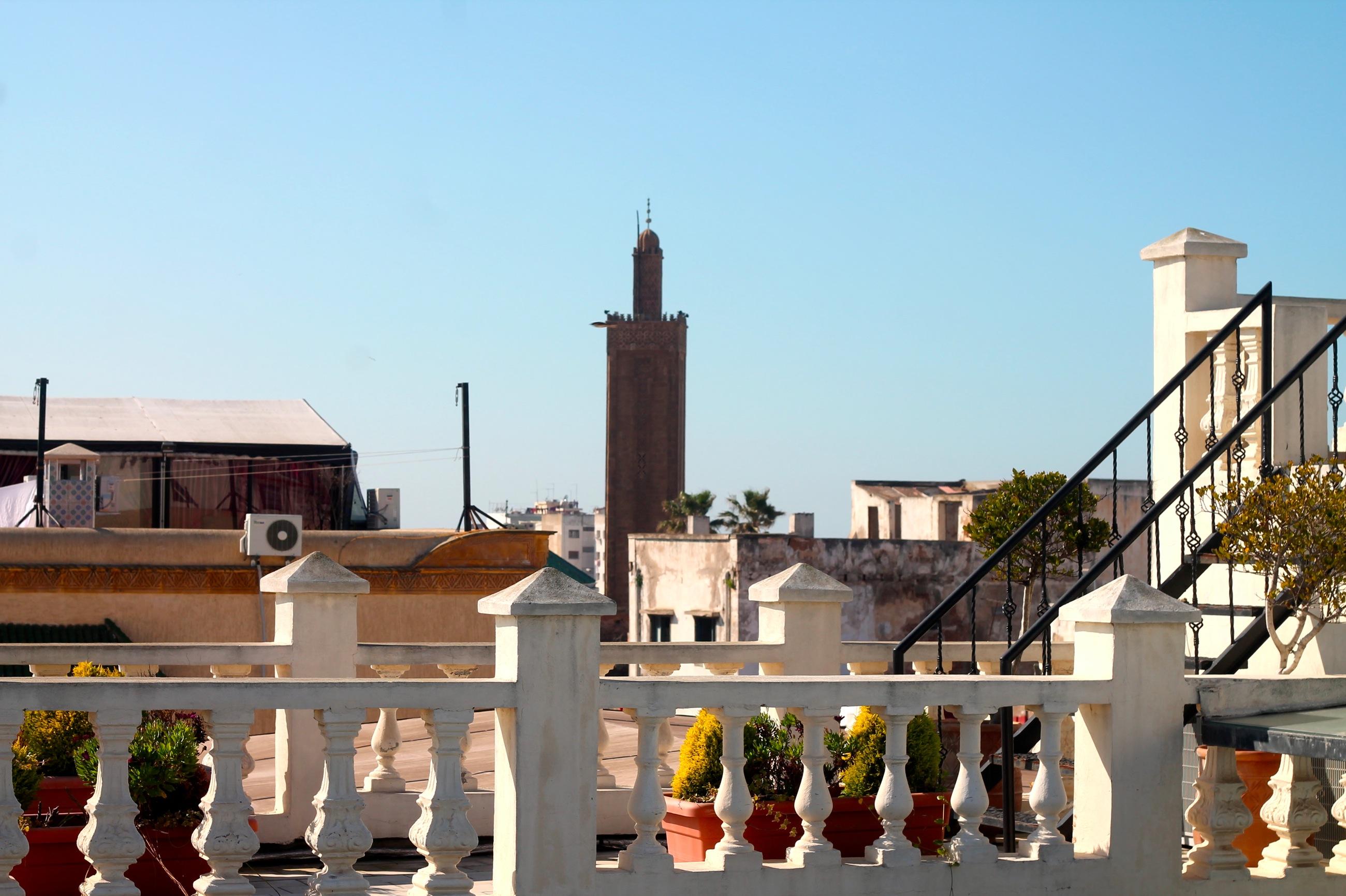 Salle De Bain Josephine Baker ~ Un Tour Rabat Au Maroc